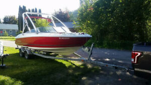 Wanting to trade open Bow for fishing boat