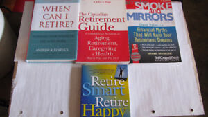 4 Easy to Read Retirement Value Added Books