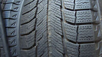 four michelin latitude x-ice 2 size 235 70 16