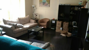 2 Bedrooms With 2 Parking and All Inclusive! Wifi, Hydro, Laundr