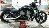 Harley-Davidson 2009 V-Rod Muscle Night Rod pour connaisseurs