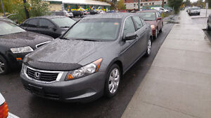 2009 Honda Accord EX-L - Loaded only 105000km