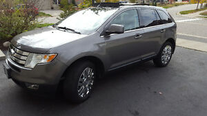 ** Reduced price 2010 Ford Edge Limited AWD + Winter Tires ** Kitchener / Waterloo Kitchener Area image 3