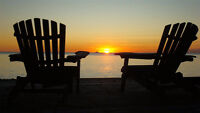 **Lakefront Cottage - Point Pelee - Lake Erie - Wineries - Golf