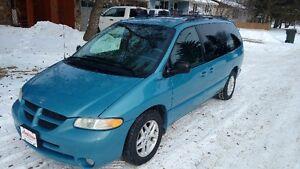 1999 Dodge Grand Caravan Sport Minivan, Van