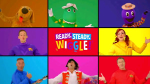Wiggles tickets (3)