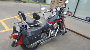 2004 Kawasaki Vulcan 1500 Classic for sale/trade with Goldwing