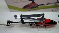 upgraded blade 300x rc helicopter, almost new