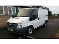 60 Plate Ford Transit 2.2TDCi Duratorq ( Low Roof ) 260 SWB