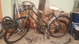 Old Eaton Glider women's bicycle