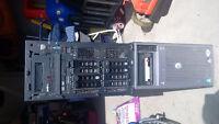 Dell 2800 and Dell 1800 Server