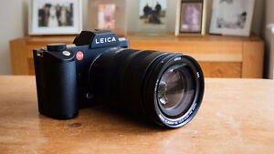 LEICA SL *- I WILL BUY YOUR LEICA GEAR
