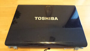 """15.4""""Toshiba a200 Complete Screen Assembly"""