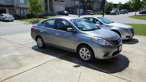**2012 Nissan Versa Sedan** PRICED TO SELL