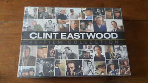 Clint Eastwood 40 film collection West Island Greater Montréal image 1
