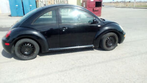 2001 Volkswagen New Beetle Coupé (2 portes)