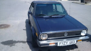 VW Classic For Sale