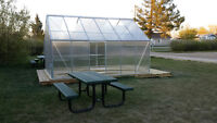 10x14 greenhouse kits and Up