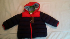 GAP Winter Jacket Infant 18 - 24 months NWT