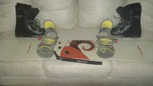 Elan 50 Royale Snowboard - Plus Boots and Bindings
