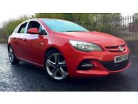 2015 Vauxhall Astra 1.6i 16V Limited Edition (Leat Manual Petrol Hatchback