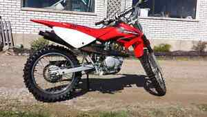 Honda 100cc Dirt Bike