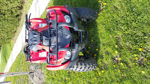 2013 Yamaha Grizzly 300 2wd