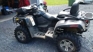 2010 Arctic Cat 1000 2-up for sale with trailer and more