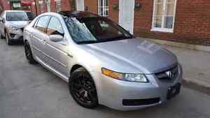 Impeccable 2005 Acura Tl Tech Navigation for sale NEGOTIABLE