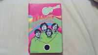 1968 Monkees `Who`s got the Button` hardcover book