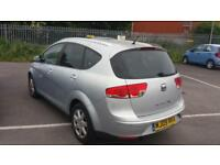 2009 09 SEAT ALTEA XL 1.9TDI STYLANCE.1 OWNER FROM NEW.FULL MOT.2 KEYS,FINANCE .