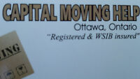 SMALL MOVES, DELIVERIES & MOVING HELP ☎ 613 315 1784.