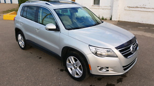2011 Volkswagen Tiguan Highline 2.0T 4motion