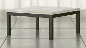 36 x 36 morceaux de marbre pour table de salon