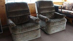Recliner Chairs - La-Z-Boy