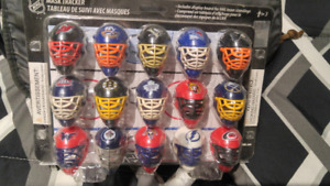 NHL Mask Tracker
