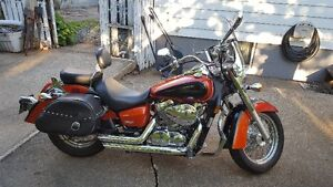 Honda Shadow Aero 2006