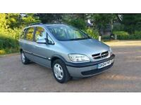 Vauxhall Zafira 2.0 DTi 16v Comfort, 7 Seater,1 Owner, Full Vauxhall History