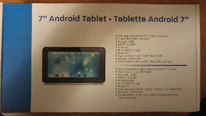"7"" ANDROID TABLET FOR SALE!"