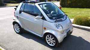 Smart fortwo cabriolet Passion de mercedez