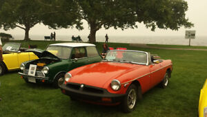 1974 MGB - Trade for another British car