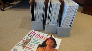 Threads Magazine - 49 Issues from 2001 to 2010 - $440 value