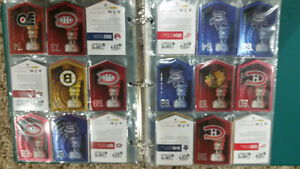 Molson canadian Stanley Cup collection hockey cards. Around 100