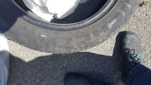 1 summer tire MICHELIN 195 55 15 EXCELLENT CONDITION!!