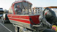 Wanted Thunderjet outboard