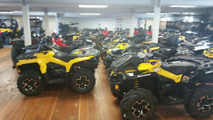40DIFF 2016 CAN-AM IN STOCK BIG SAVINGS !!! LOW PAYMENTS 4.99% R