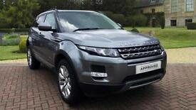 2014 Land Rover Range Rover Evoque 2.2 SD4 Pure 5dr (Tech Pack) Manual Diesel Es