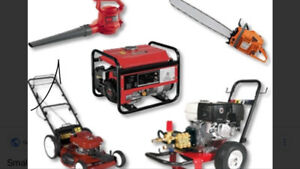 **Good $$ For Your Non Working Gas Powered Equipment **