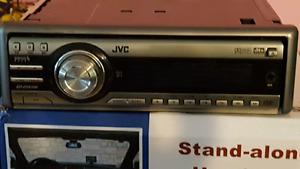Radio auto JVC/DVD SIMPLE din