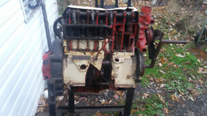 4 Cylinder Chev Motor Cut Away Engine